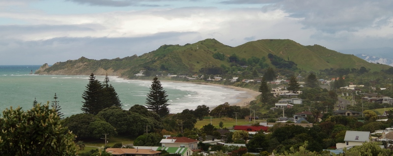 Wainui Beach Church Gisborne